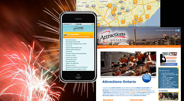 attractions ontario