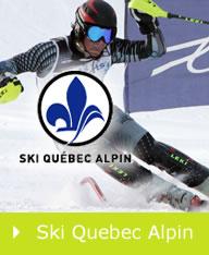 ski quebec alpin
