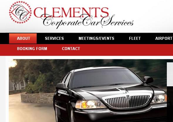 clements corporate car servcies