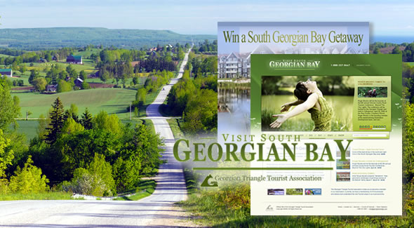 georgian triangle tourist association